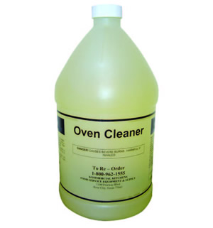 OVEN CLEANER  4/1GAL/CS