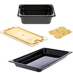 High Heat Food Pans