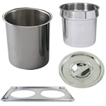 Bain Marie & Insets