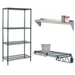 Shelving Units & Accessories